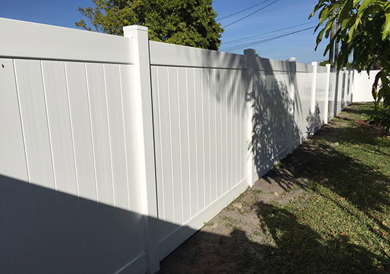 Port Charlotte Fence Option 4