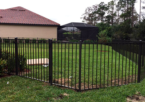 Port Charlotte Fence Option 6