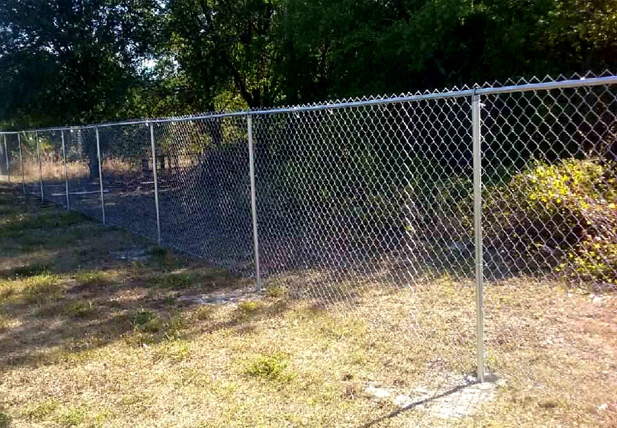 Chain Link Fence 10