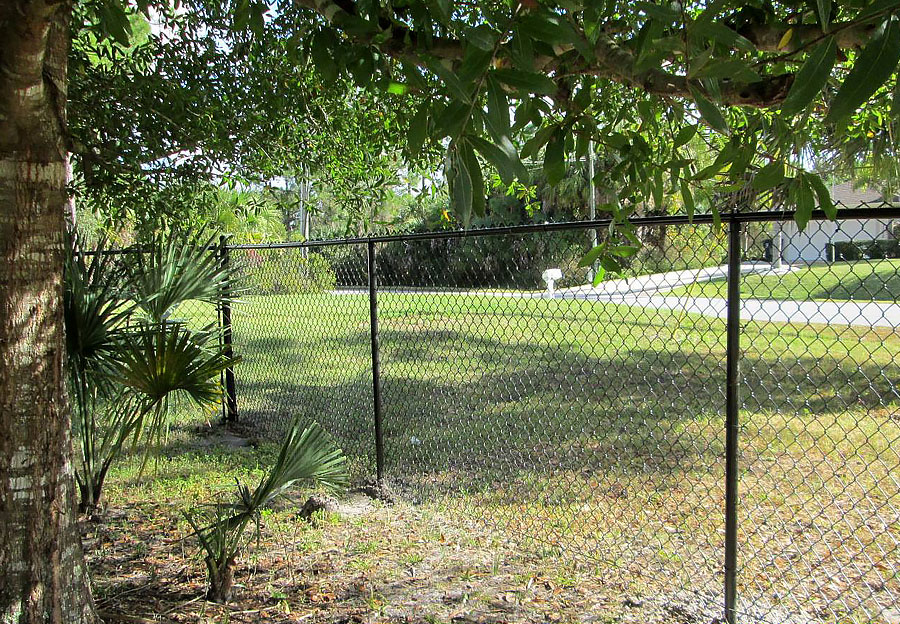 Chain link fence fort myers fl