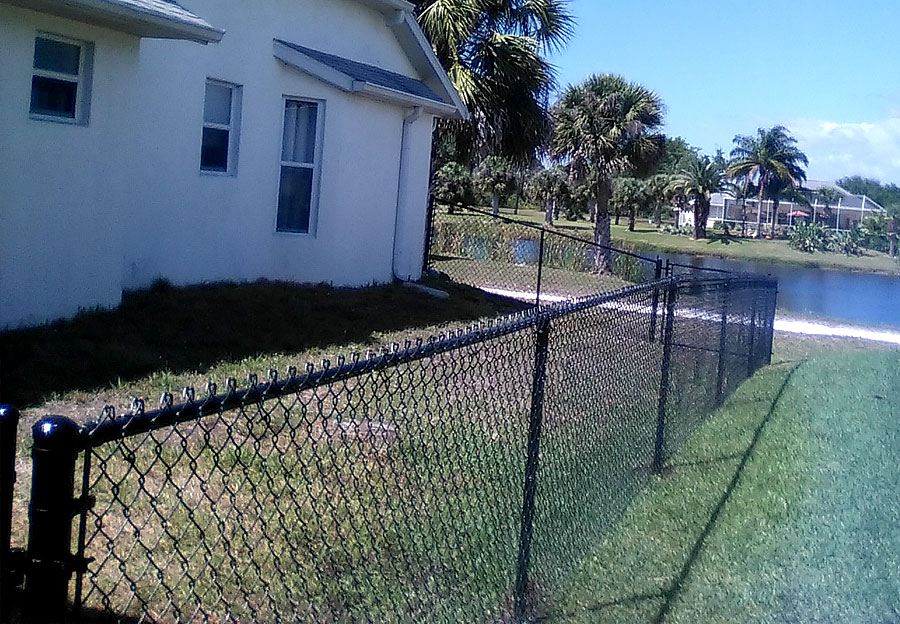 Chain Link Fence 8