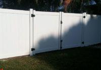 Vinyl Fencing 4