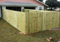 Wood Fencing 2