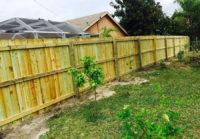 Wood Fencing 6