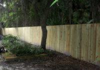 Wood Fencing 7