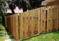 Wood Fencing 9