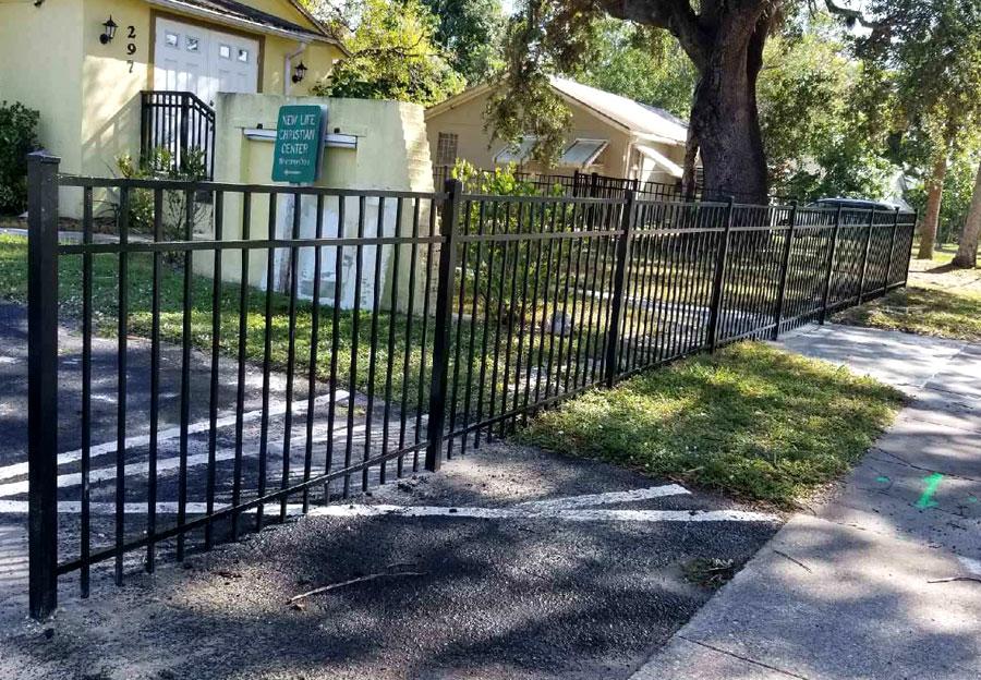Fence Dynamics - Aluminum Fence Portfolio 1