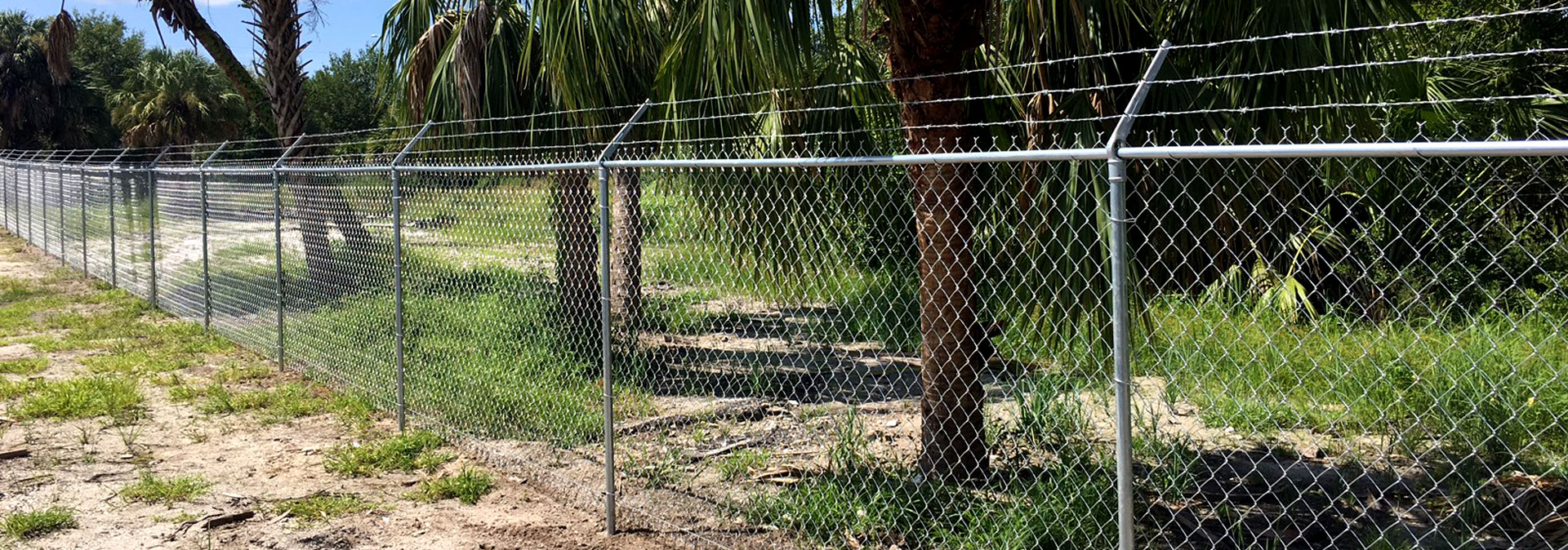 Chain Link Fence 4