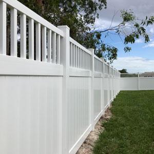 Vinyl Fencing