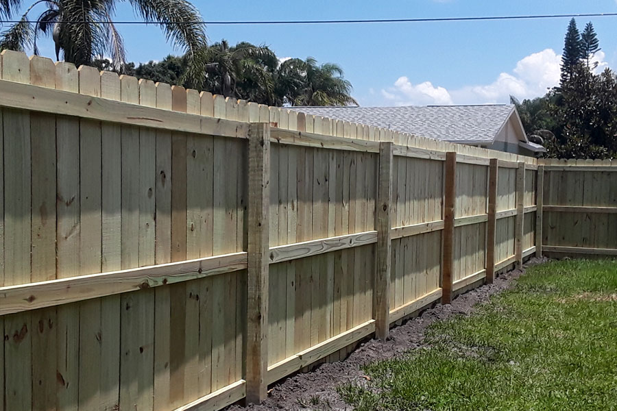 Babcock Ranch Fence Option