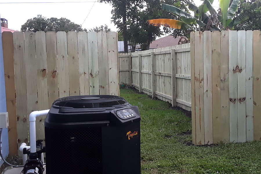 Privacy Wood Fences