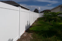Privacy Vinyl Fences