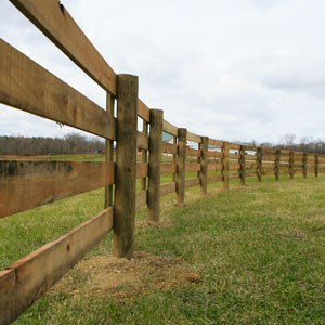 Ranch-Style Fences