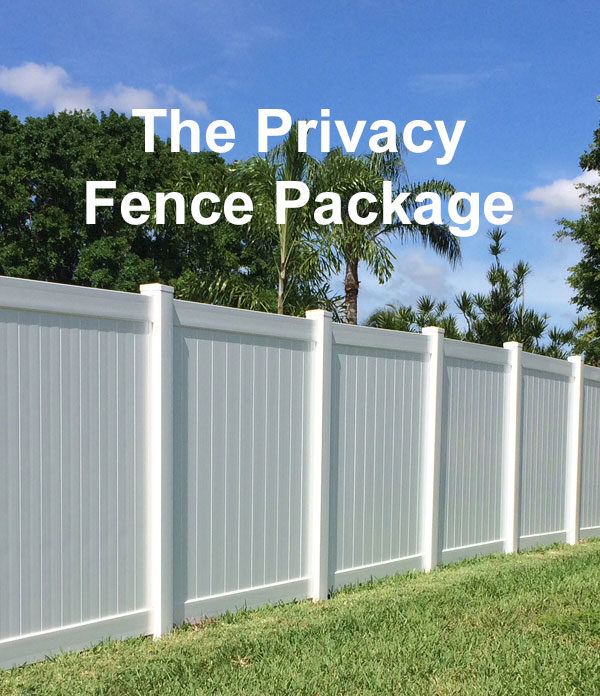 The Privacy Fence Package
