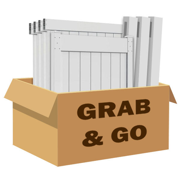 Grab and Go Package